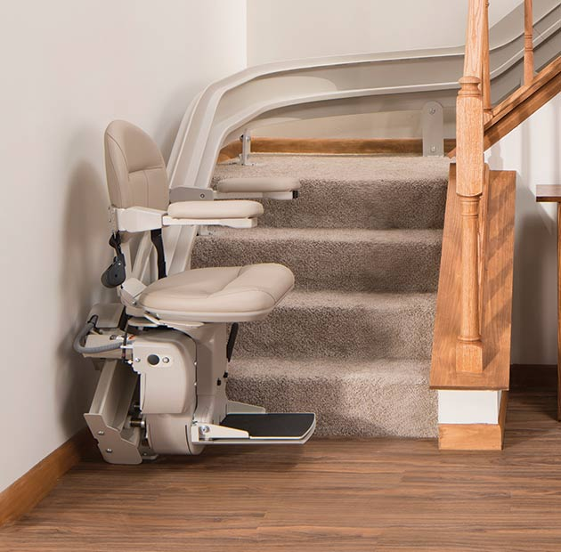 curved stair lift Placentia liftchair stairchair