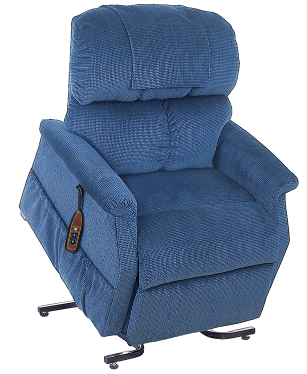 Westminster leather seat lift chair recliner