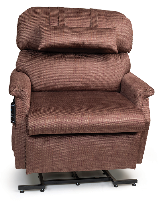 Westminster Bariatric Heavy Duty Extra Wide Large Seat Reclining LiftChair Recliner for obesity